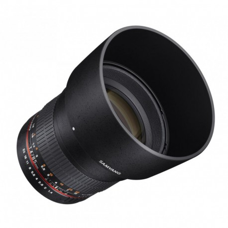 Samyang AE 85mm F1.4 Aspherique IF Monture Nikon