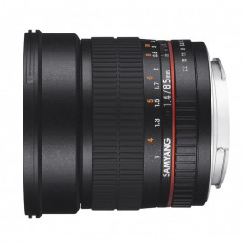 Samyang 85mm F1.4 Aspherique IF Monture Alpha A SAM85SONY