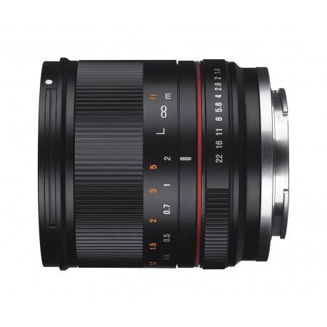 Samyang 21mm F1.4 compatible avec Sony E