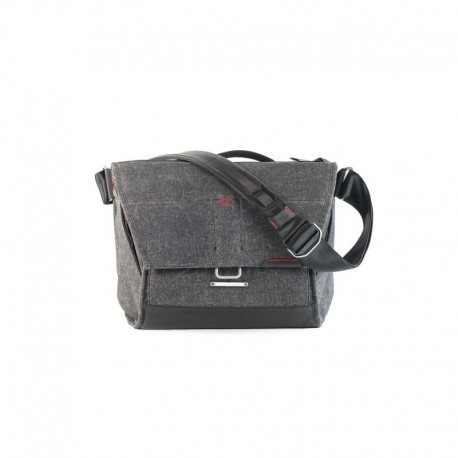 Sac The Everyday Messenger 13'' Charcoal (gris chiné)