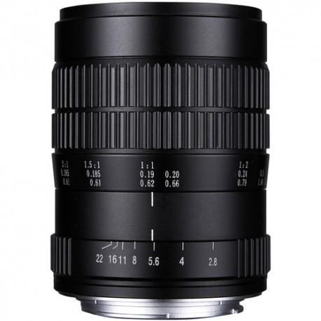 Objectif Ultra-Macro 2x Laowa 60mm F2.8 Monture Sony FE