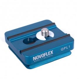 Platine Novoflex QPL1 39 x 42 mm