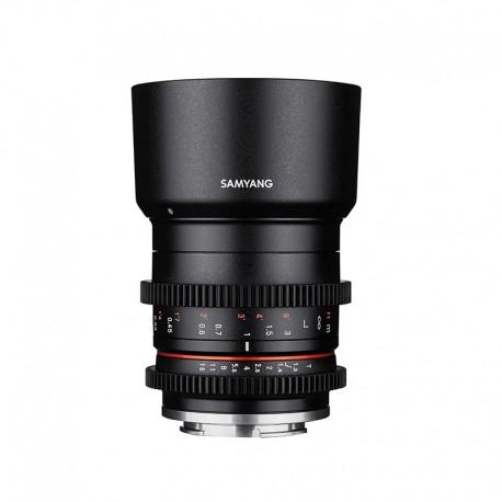 Samyang 35mm T1,3 Cine Micro 4/3