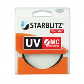 Filtre de protection avec traitement multicouches Starblitz pour objectif diamètre 58 mm