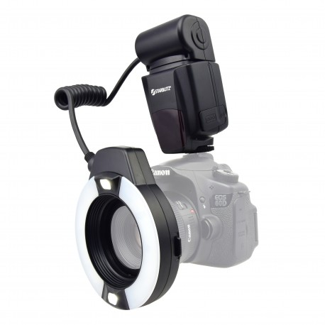 Flash annulaire Starblitz NG 14 pour Canon