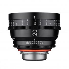 Optique vidéo Xeen 20mm