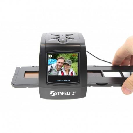Scanner pour film avec écran LCD - 5MP Starblitz