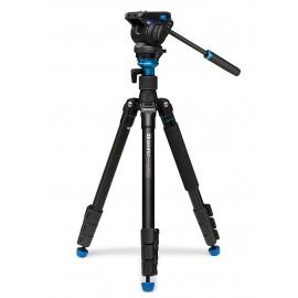 A2883FS4 Kit trépied vidéo avec rotule S4 Benro Aero4