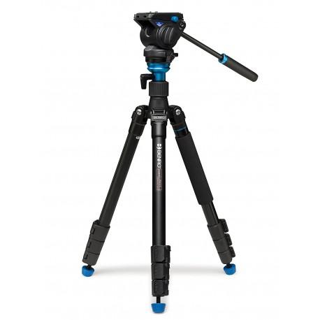 A2883FS4 Kit trépied vidéo avec rotule S4 Benro Aero4 (6931747365180)