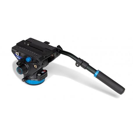 Benro S8 Rotule vidéo avec rétroéclairage jusqu'à 8kg