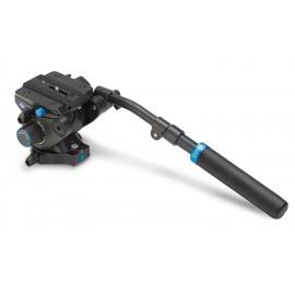 Benro S6 Rotule vidéo avec rétroéclairage jusqu'à 6kg (6931747362073) -Geek-Trend.com