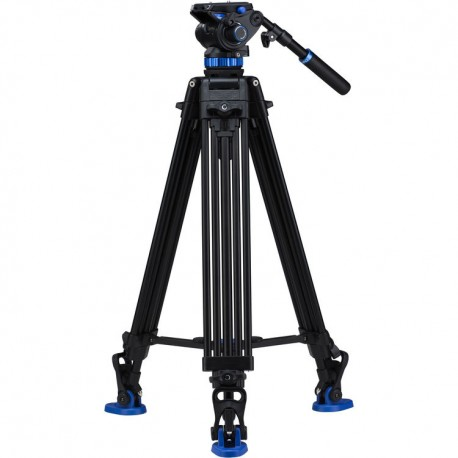 A573TBS7 kit répied vidéo double jambage avec rotule S7 Benro