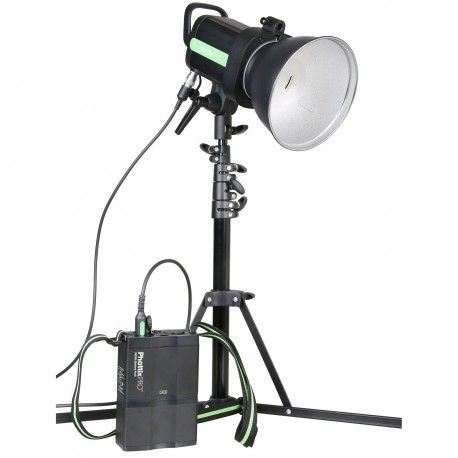 Phottix Indra 500 TTL Studio avec pack batterie