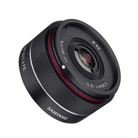 Objectif Samyang AF 35mm F2.8 compatible avec Sony FE