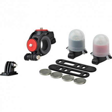 JOBY Action Bike Mount & Light Pacck