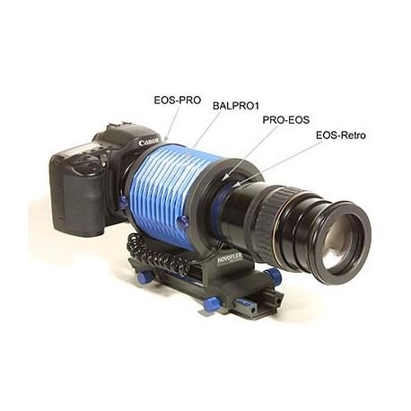Adaptateur Novoflex EOS-Retro pour BALPRO 1 ou T S