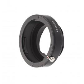Adaptateur Novoflex pour optique Leica R sur boitier Leica M