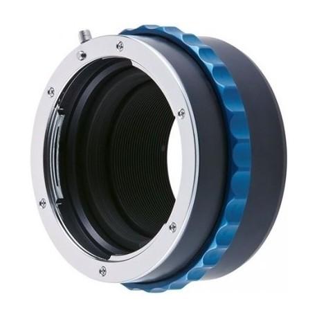 Adaptateur optique Novoflex pour Nikon sur boitier Leica T
