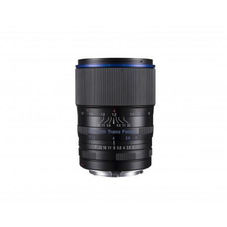 VE10520SA, teleobjectif monture Sony A, focale 105mm, mise au point manuelle (pas d'autofocus)