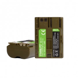 Compatible Canon BP 511 Batterie rechargeable Lithium-ion