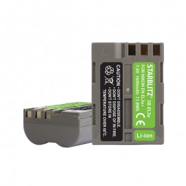 Compatible Nikon EN-EL3e+ Batterie rechargeable Lithium-ion