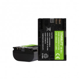 Compatible Canon LP E6 Batterie rechargeable Lithium-ion