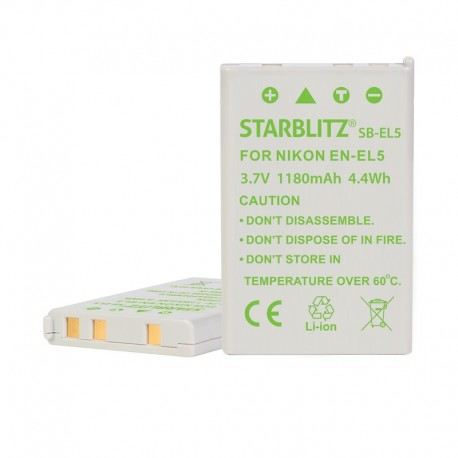 Compatible LP E5 Batterie rechargeable Lithium-ion