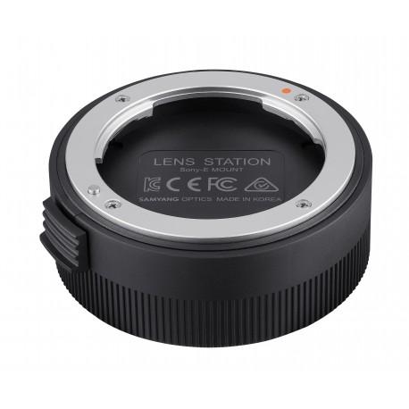 Console de personnalisation d'optiques USB Samyang pour Sony E