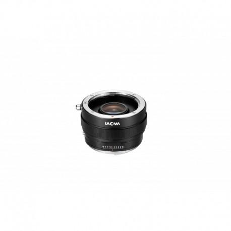 Convertisseur décentrement pour Laowa 12mm Nikon vers Sony FE