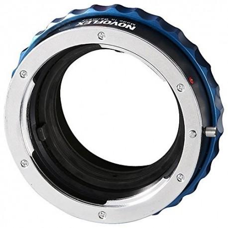 Adaptateur optique Novoflex pour Nikon sur boitier Leica M