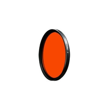 B+W 041 Filtre rouge-orange F PRO 72 mm