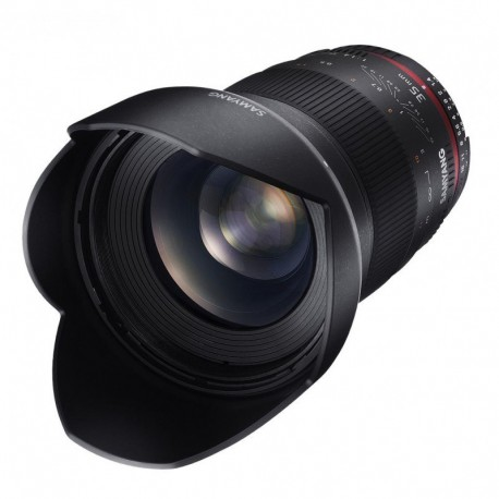 Objectif Samyang 35mm F1.4 Canon