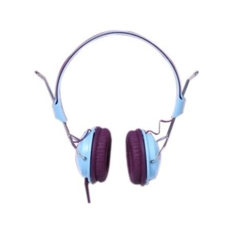 Casque On.Earz Lounge Bleu/violet