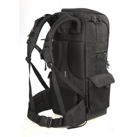 Benro FN800BK Sac à dos noir pour focale 800mm Série Falcon
