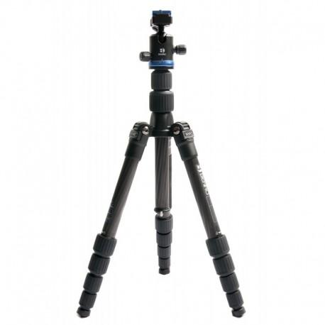 Benro FIF19CIB0 Kit Trépied iFOTO Carbone avec rotule IB0