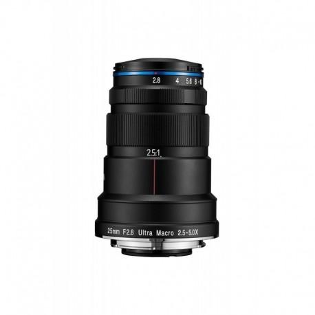 Laowa 25mm F2.8 2.5-5x Ultra Macro Canon