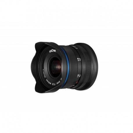 VE928FX, objectif grand angle, Monture Fuji X, focale 9mm, ouverture F2.8, mise au point manuelle MF (pas d'autofocus)