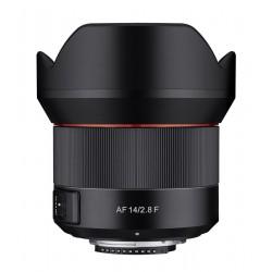 Samyang AF 14mm F2.8 compatible avec Nikon F