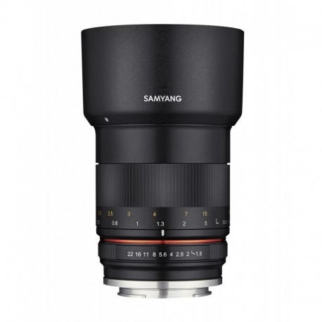 Samyang 85mm F1.8 UMC CS Sony E