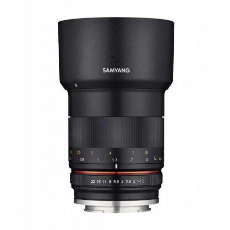 Samyang 85mm F1.8 UMC CS Fuji X