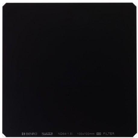 Benro filtre verre Master 150x150mm ND64 6-stop