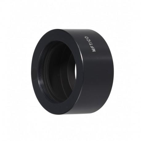 Adaptateur Novoflex optique M42 pour Micro 4/3