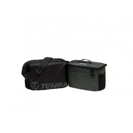 Paquet contenant insert et sac de voyage Tenba BYOB 9