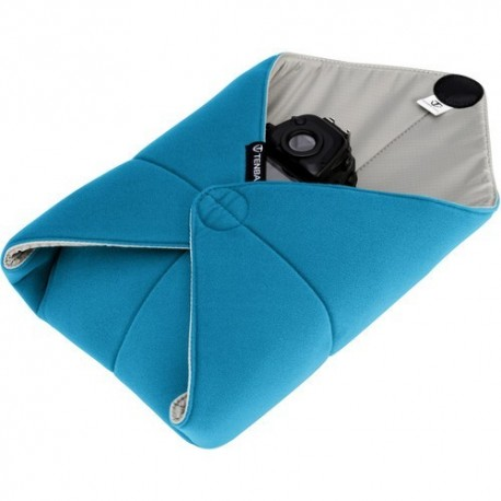 Tenba 636-333 Envelope protectrice bleue 40.6 x 40.6 cm