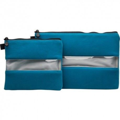 Tenba Tools Gear Pouch Blue x2