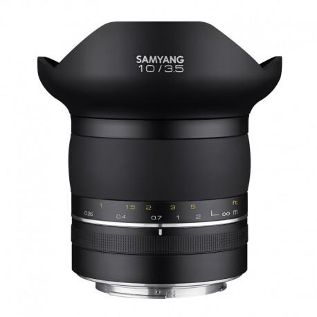 Samyang XP 10mm F3.5 Canon AE