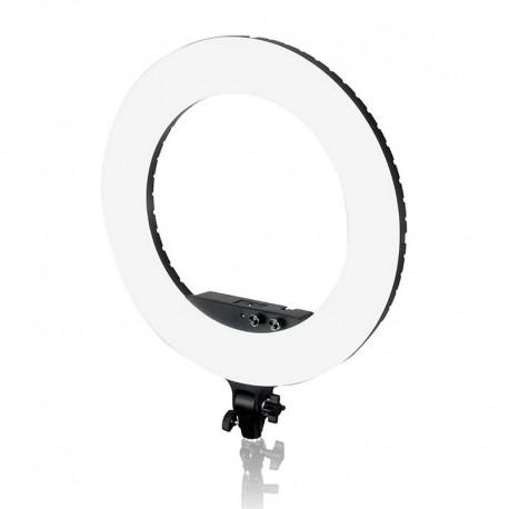 Lumière LED continue annulaire 480 LED 100w, 9800 Lumens, 3200-5800K