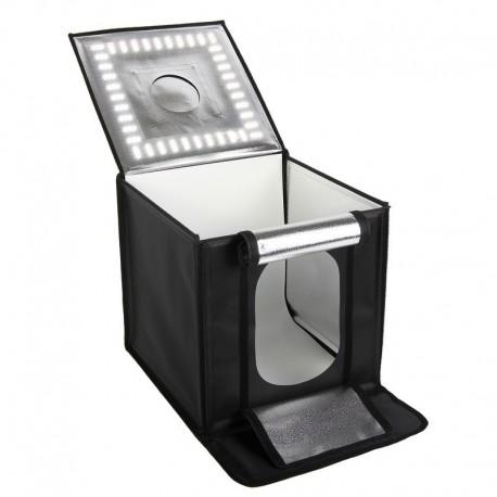 Cube à lumière Mini studio photo 40 cm