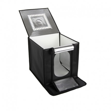 Cube à lumière Mini studio photo 60 cm