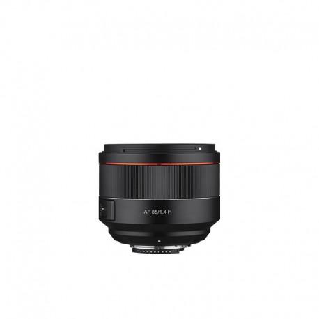 Samyang AF 85mm F1.4 compatible avec Nikon F